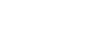 Kimberlite Logo White