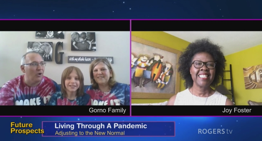 Future Prospects - Living Through A Pandemic - The Gorno Family and Joy Foster of Kimberlite Enterprises